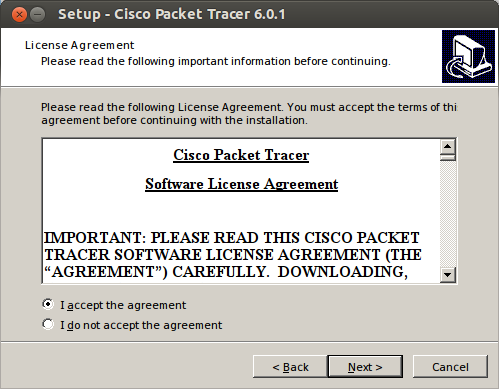 Cisco Packet Tracer [1-Link] Full [visualización de red] [MF]